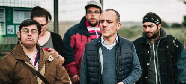 La película 'Campeones', de Javier Fesser, elegida para representar a España en los Óscar