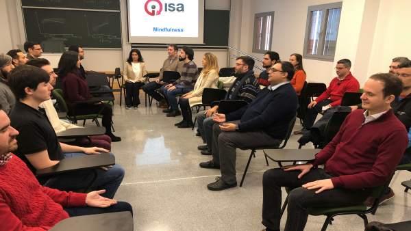Mindfulness en la Universidad de Sevilla