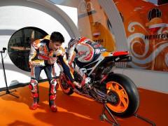 Márquez renueva con Honda por dos años más