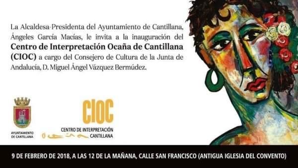 Cantillana estrena su centro Ocaña
