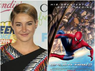 Shailene Woodley ('The Amazing Spider-Man 2: El poder de Electro', 2014)
