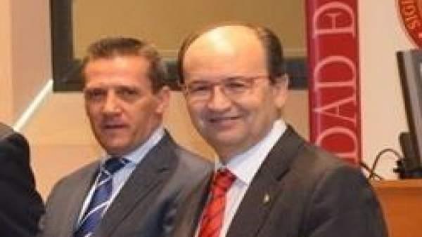 José María Cruz y José Castro
