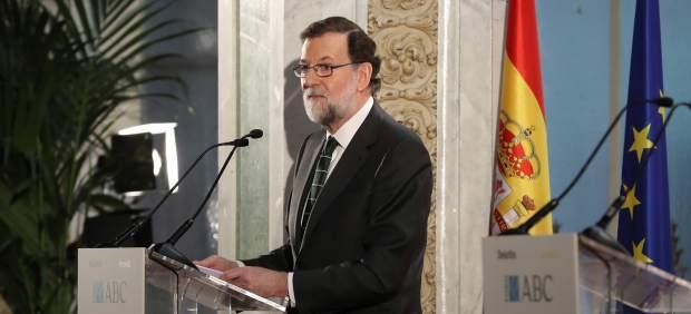 Mariano Rajoy foro ABC-Deloitte