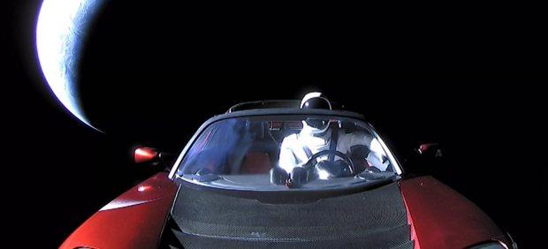 Última foto de Starman