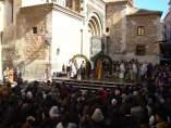 Las Bodas de Isabel atraen a cientos de visitantes