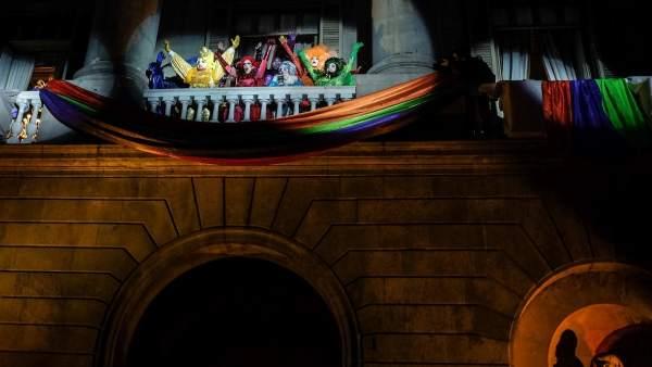 El color inundarà els carrers de tots els districtes aquest Carnaval.