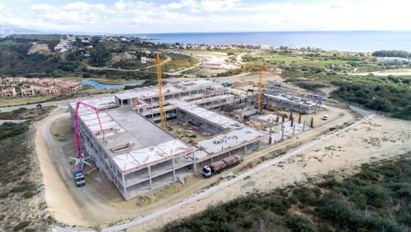 Hospital Alta Resolución Estepona Obras