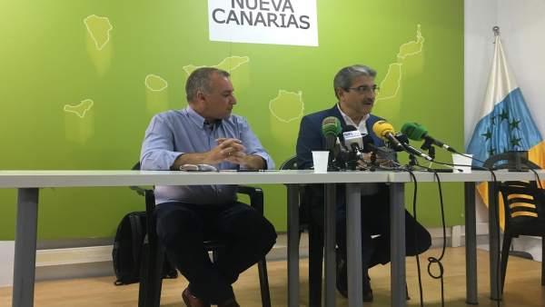 Luis Campos y Román Rodríguez