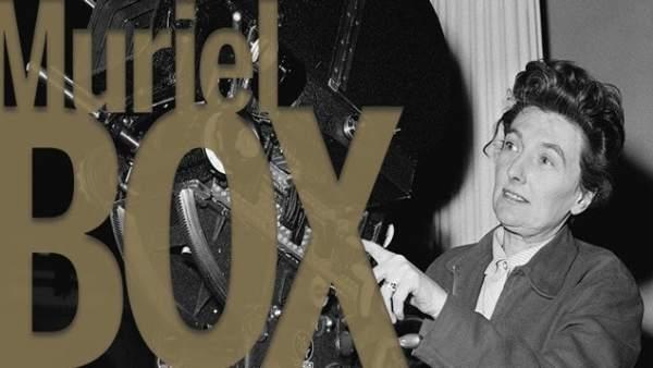 Muriel Box.