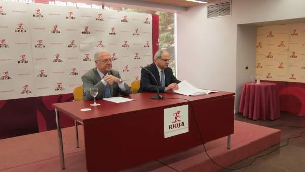 Fernando Salamero Y José Luis Lapuente, Doca Rioj