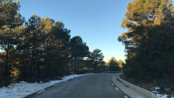 La Generalitat estableix l'Emergència 0 per nevades en cinc comarques de Castelló i dos de València