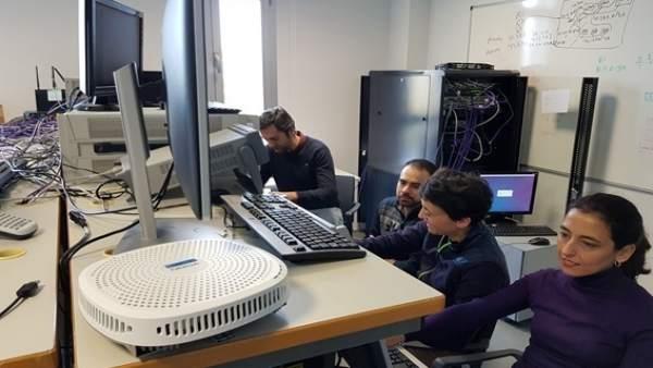 Euwireless proyecto europeo compartir redes móviles universidades málaga UMA