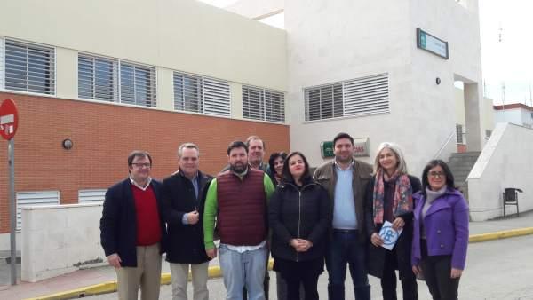 Np Pp Sevilla Denuncia Abandono Centro Salud Lora Del Rio