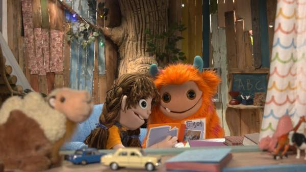 À Punt Mèdia estrena en la web 'Júlia i Gilbert', la primera producció amb titelles
