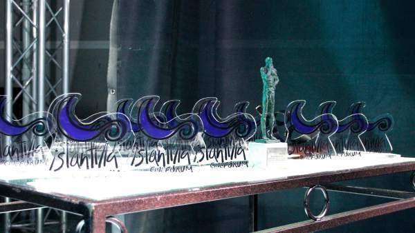 Premios del X Festival Internacional Cine Bajo la Luna