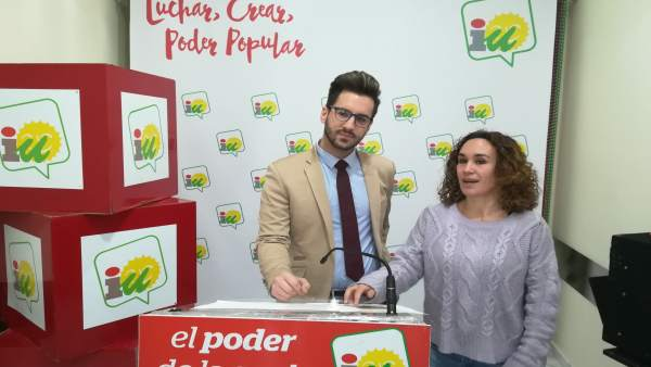 Ana Naranjo y José Carlos Ruiz