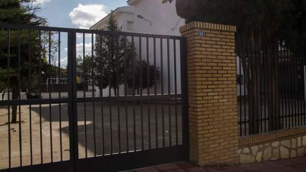 Violación en un colegio de Cazorla