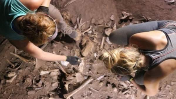 Arqueólogas
