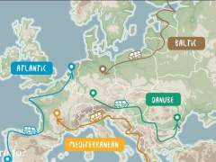 'Road Trip Project': descubre Europa en furgoneta sin gastar un euro