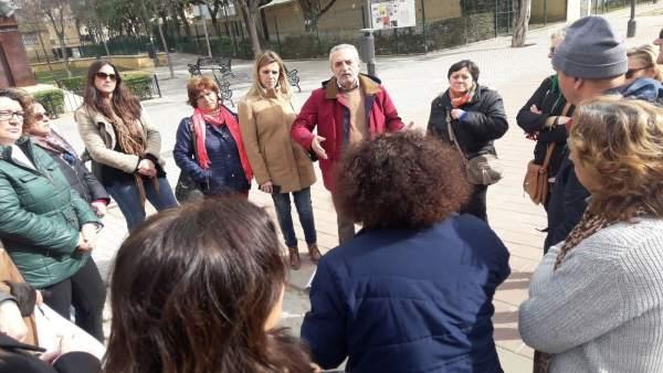 Culmina la renovación de la Plaza Poeta Miguel Hernández de Sevilla
