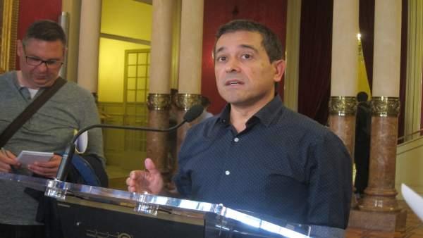 Nel Martí, portavoz de MÉS per Menorca en el Parlament