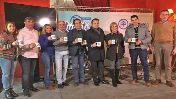 El PP de Cádiz celebra en Jerez el evento 'Tweets and Politic'