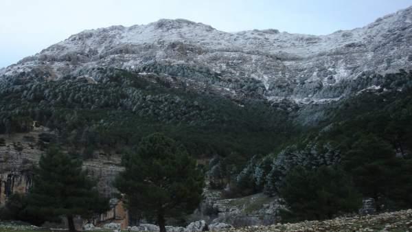 Imagen de archivo del Parque Natural de Cazorla, Segura y Las Villas.