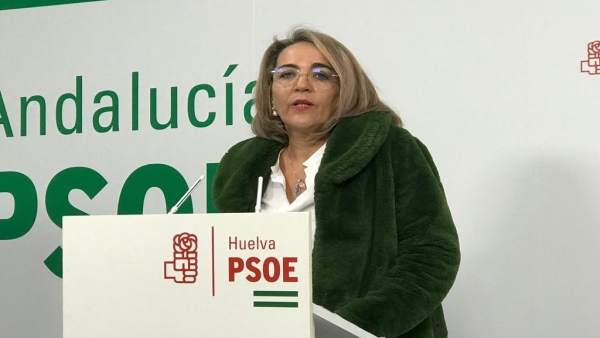 La diputada socialista por Huelva Pepa González Bayo.