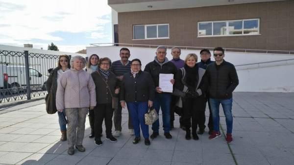 IU pide una calle para José Carbonell