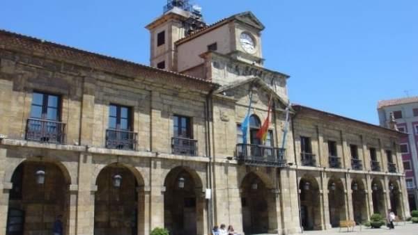 Ayuntamiento de Avilés.