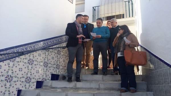 Bendodo pueblo PFEA obras 2016-2017 municipios provincia diputación