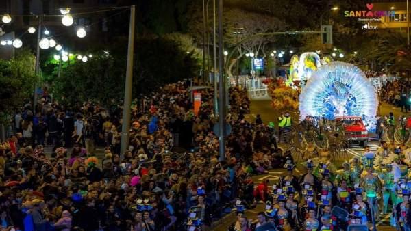 Concurso Ritmo y Armonía del Carnaval de Santa Cruz de Tenerife