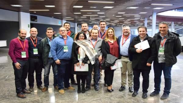 Ruiz Espejo alcaldes municipios