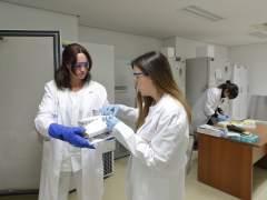 Investigadoras del Instituto de Investigación Sanitaria Aragón