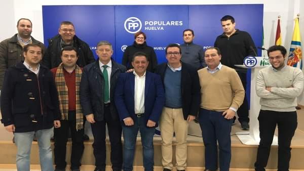 Congreso del PP de Beas (Huelva)