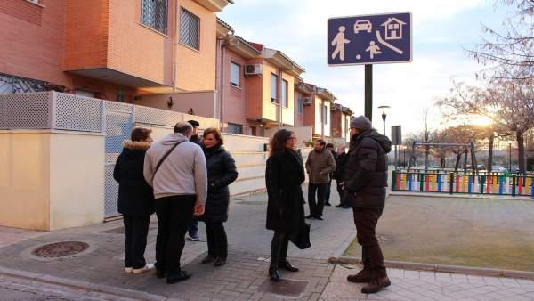 Nota Del Grupo Popular En Granada Sobre Cerrillo De Maracena