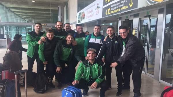 MGN BM Bolaños a su llegada a Tenerife