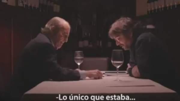 José Mª García Y Jordi Évole