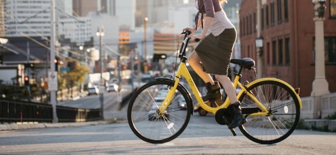 Ofo, servicio de bicicletas compartidas en Madrid