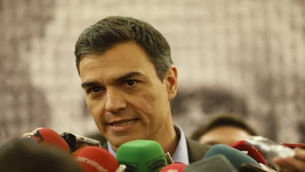 Declaraciones de Pedro Sánchez en el Congreso