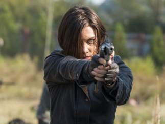 Se confirma que Maggie sí estará en la novena temporada de 'The Walking Dead'