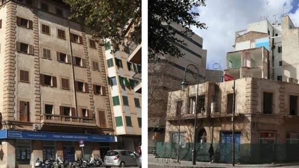 Edificio Paseo Mallorca