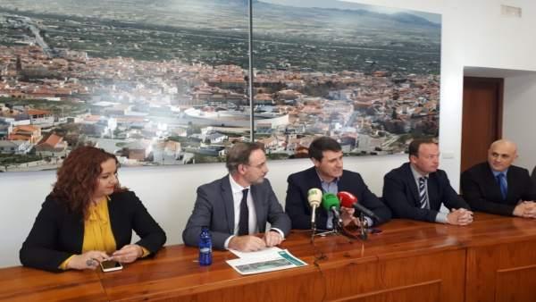 Firma de proyecto para la remodelación de la avenida Buenos Aires