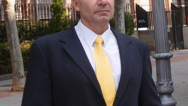 Fernando Fernández Beneite, nuevo comisario jefe de la Policía Local de Logroño
