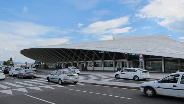 Aeropuerto de Loiu, Bilbao