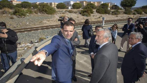 Notas Ayto. Almería (1) Alcalde Valoración Obras Ave Puche