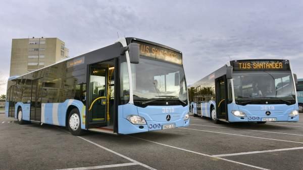 Autobuses de Santander