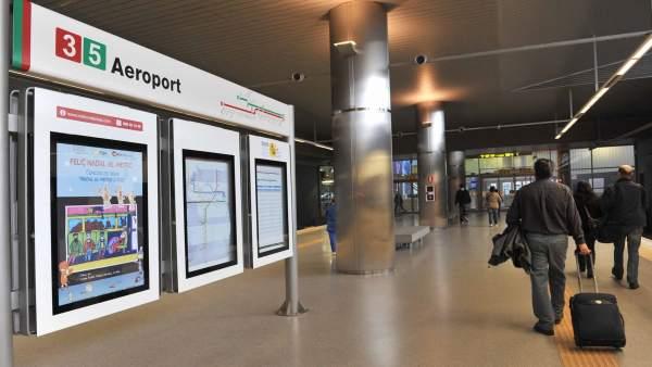 Imagen de la conexión Puerto-Aeropuerto