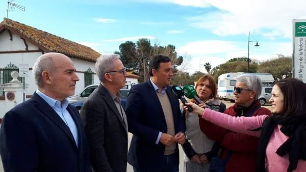 Carlos hernández White ciudadanos málaga marítimo sanidad torremolinos linde cs