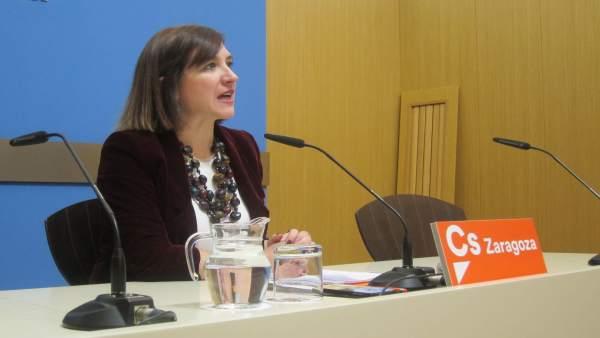 Sara Fernández, edil de Cs